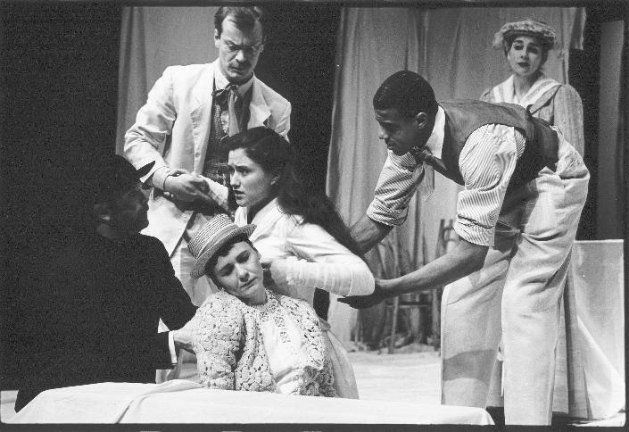 Oxford Stage Company 1992 - Anna, The Paradise Bride in Hot Italian Nights