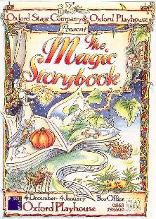 The Magic Storybook, Oxford Stage Company