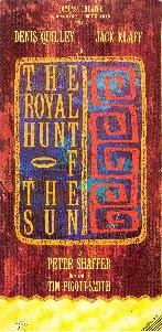 The Royal Hunt of the Sun - Compass Theatre, 1989