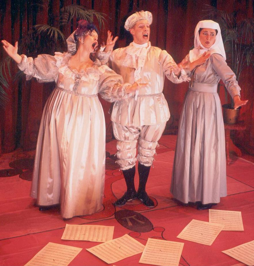 1997/98 - Heidi & Ensemble in William Tell
